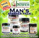 DISCOUNT BUNDLE: Man's Starter Pack (SAVE 20%, NORMALLY SAVE 15%)